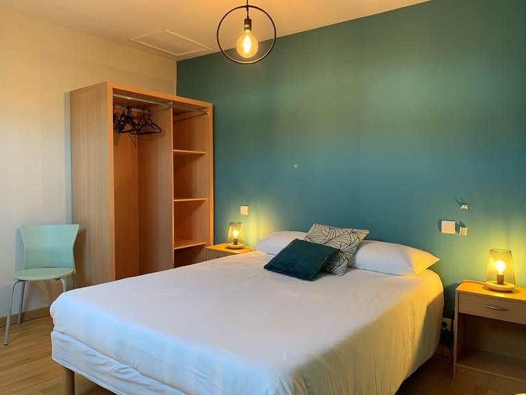 Chambre Duplex Appart-Hôtel les Palombières