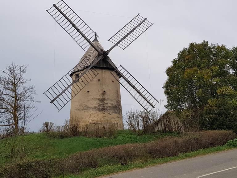 Saint Roch Chambres d'hôtes - Moulin de Brignement