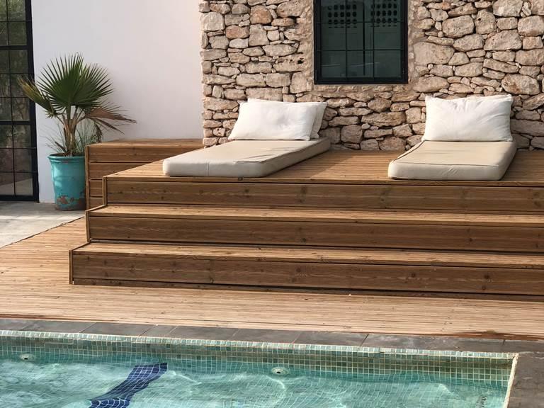 dar Céleste -Essaouira -piscine