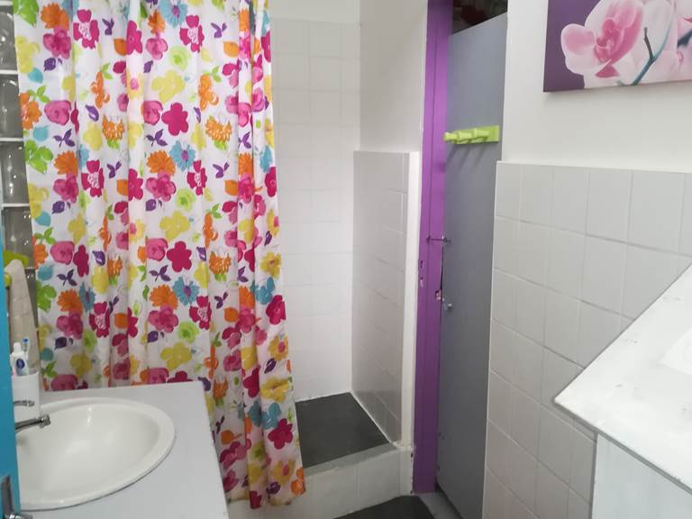 salle d'eau et wc