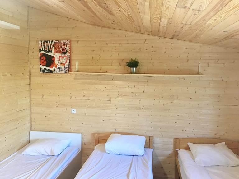 Chambre Eco Quintuple