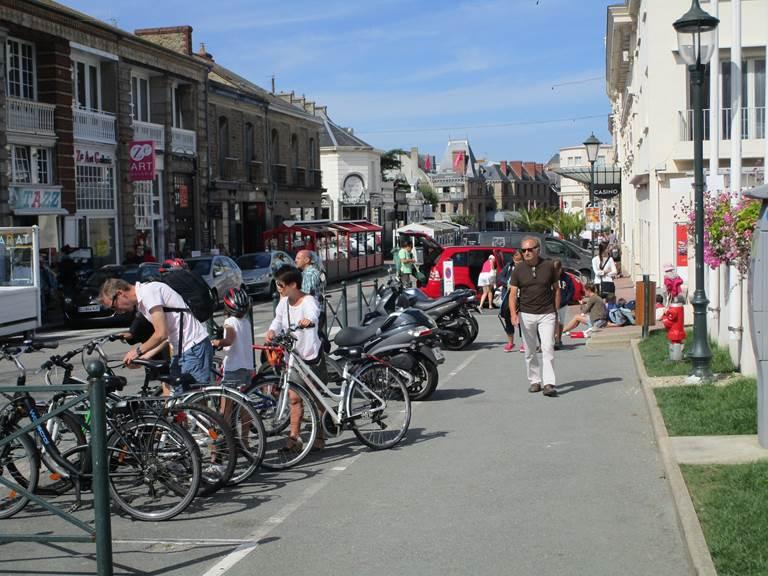 Clos de Fontaine Dinard, centre ville 700m (OTI)