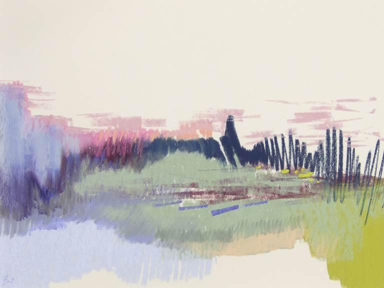Flanet Sensations paysagères Opus 1 no9 23x29 cm
