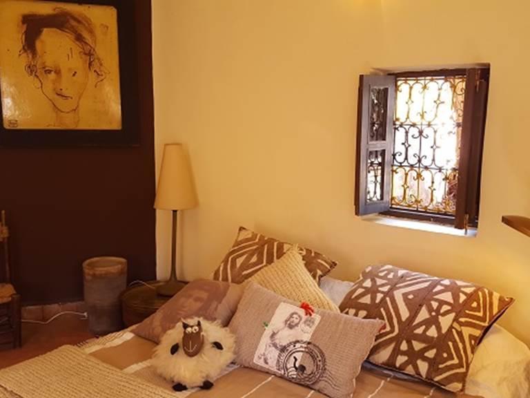 Suite Sahara, chambre enfant, lit en 140cm