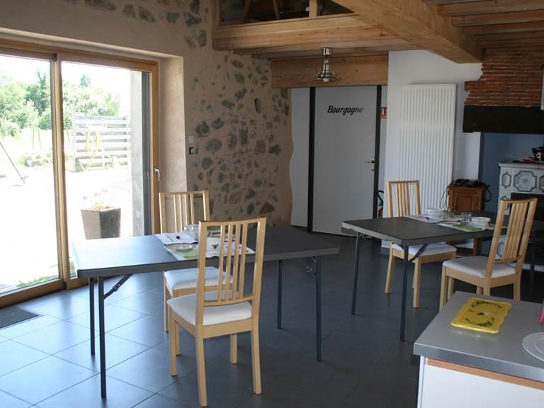 Salle à manger Spéciale COVID1