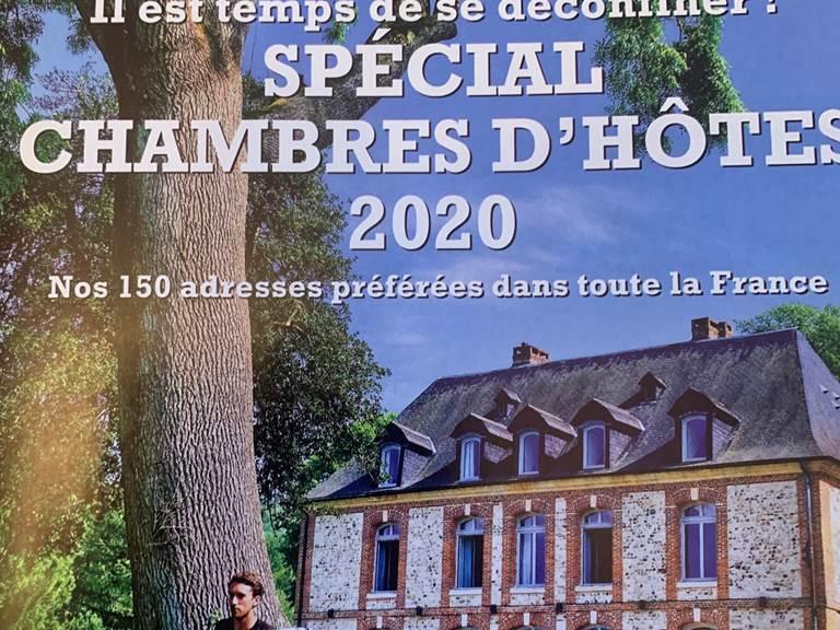 Figaro spécial Chambres d'hôtes