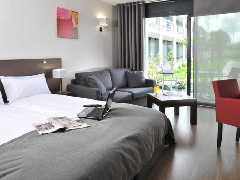 Hôtel Eden Park Pau-Bizanos Chambre double
