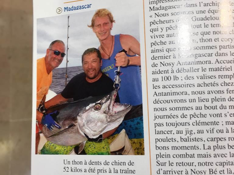 Pêche Sportive Boraha VIllage Ile Ste Marie Madagascar 65