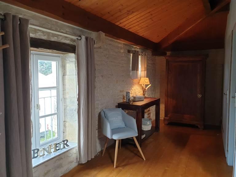 Chambre d'hôte LIN (32 M2) à La Rochelle Lodge