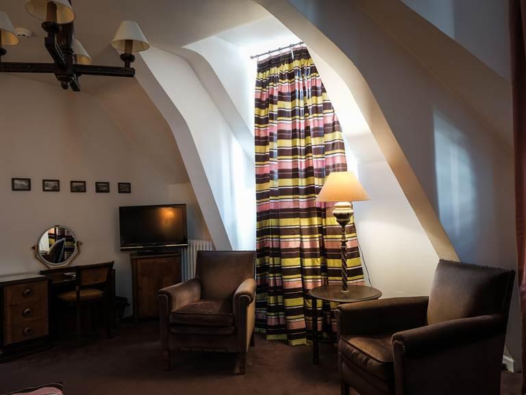 Maison Garnier Chambre de Luxe