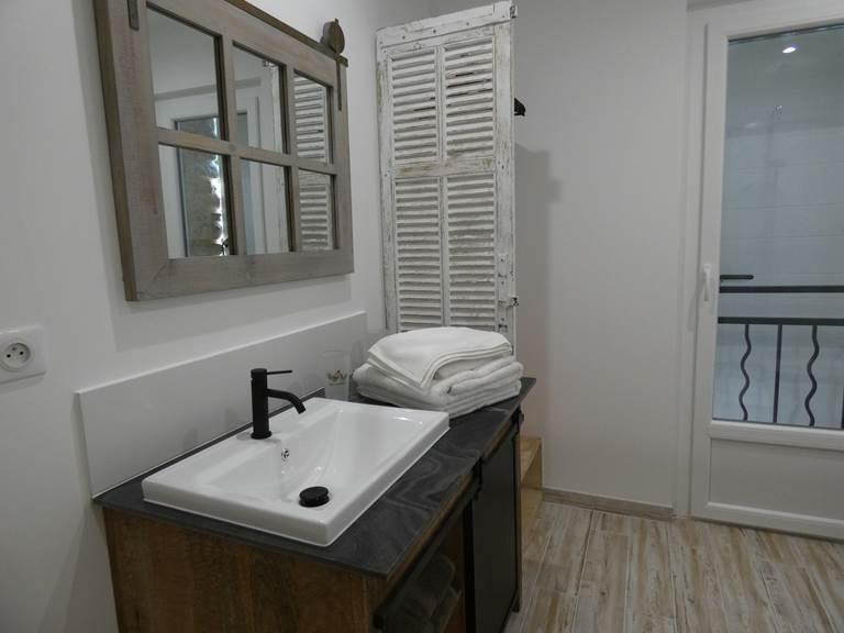Le Poulailler salle de bains