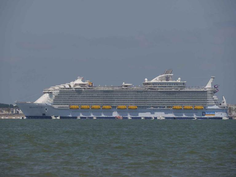 Harmony of the Seas Saint Nazaire