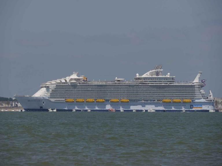 Harmony of the Seas Saint Nazaire