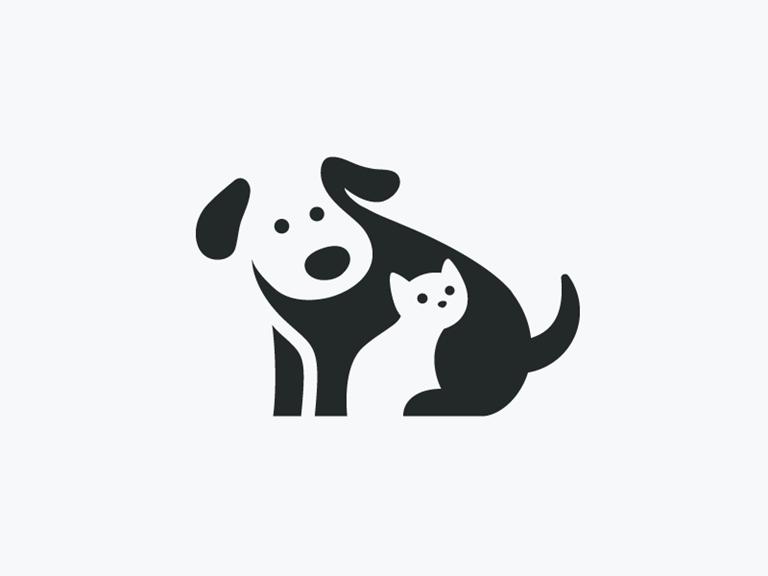 logo chien et chat