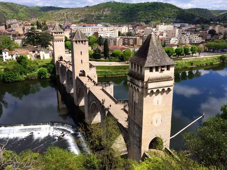 Pont Valentré à Cahors © Lot Tourisme C
