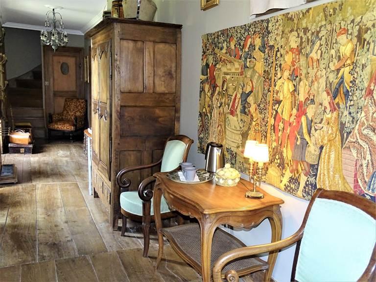 Suite De Beauverger, Le couloir.
