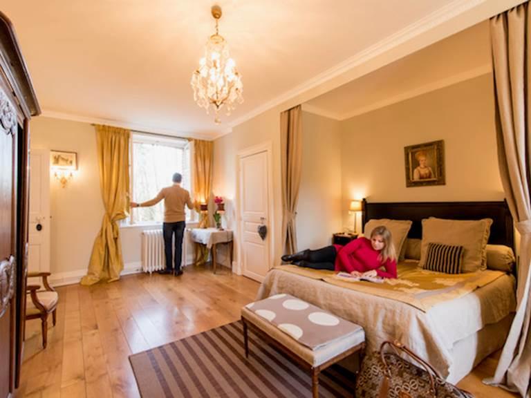 Chambre Amaury de Kergorlay couple