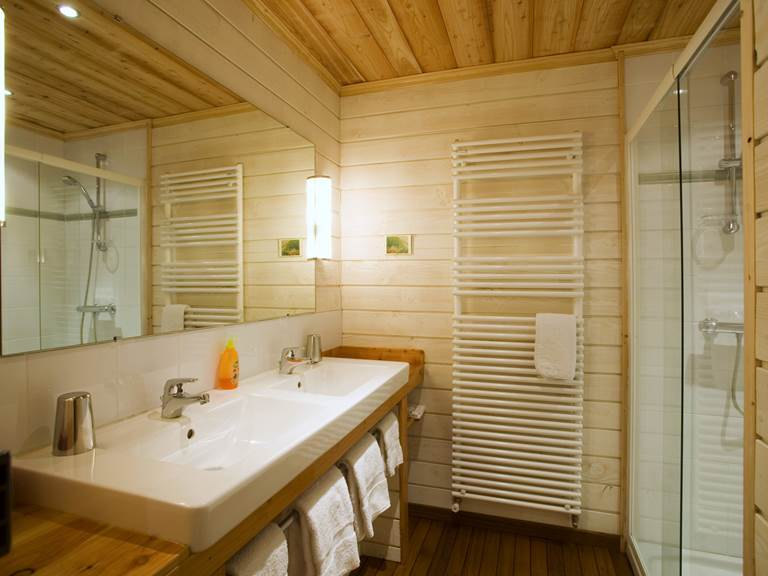 Salle de bains de la Suite de Jean