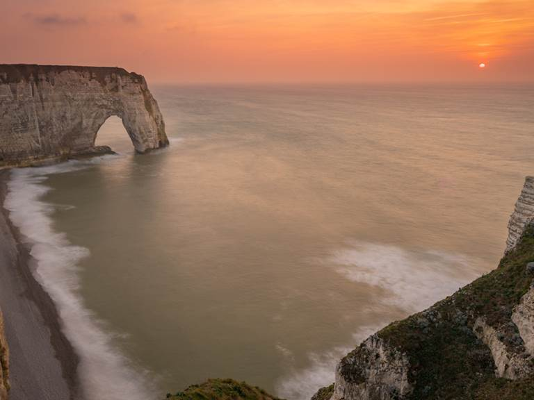 Etretat Sunset #1 tom 6