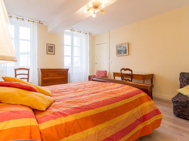 Saint Roch Tournecoupe gîte et chambre d'hôtes chambre du gîte