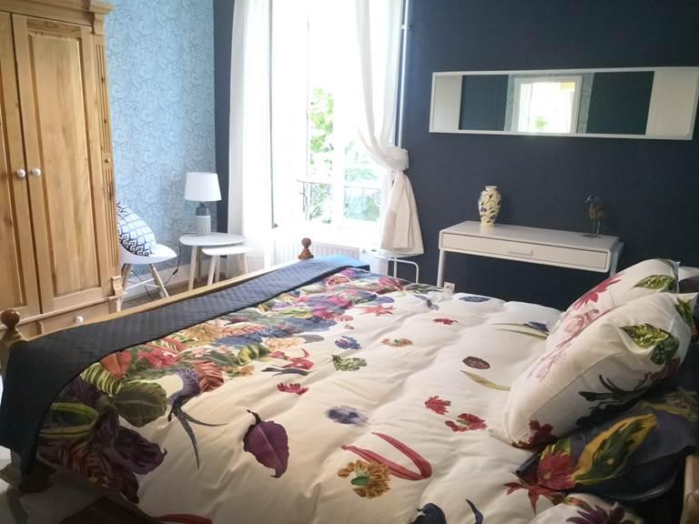 Maison Courbarien - chambre double Lazuli 2