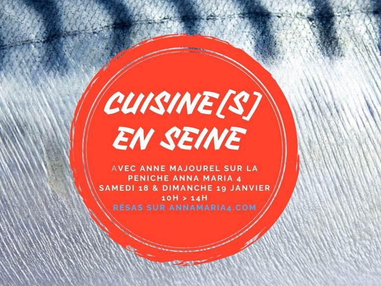 Cuisine[s] en Seine [la suite !]