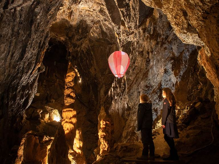 La Montgolfière - Grotte de Lorette