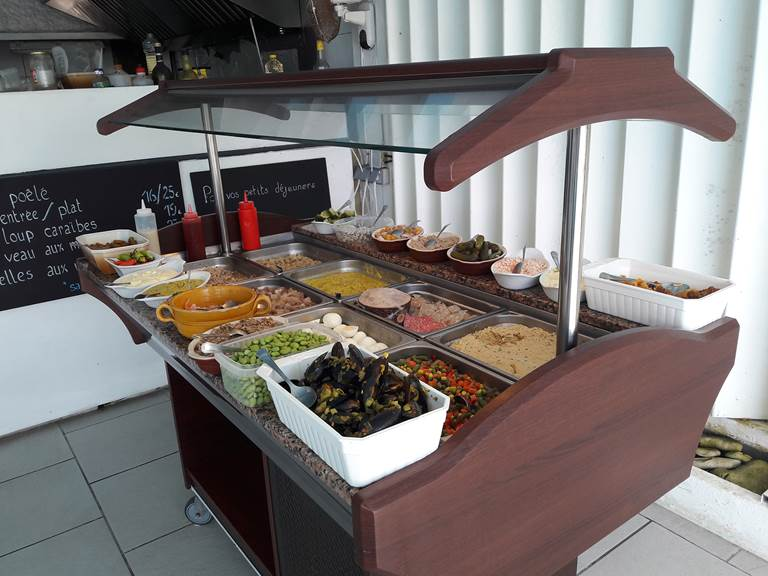 Buffet restaurant saint francois