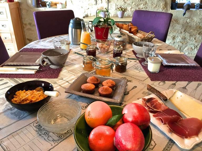 Petit déjeuner à Côté Granges (20)-min-min