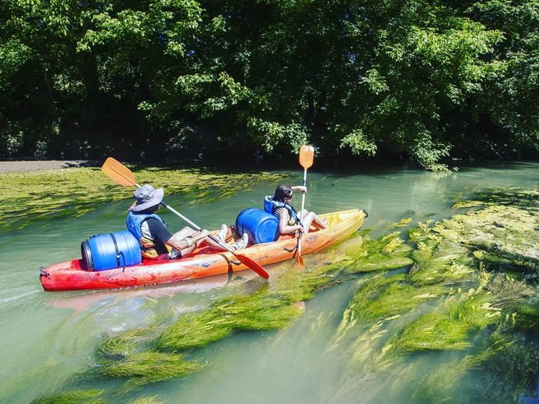 2XAventures-eau-vive-canoe-gave-oloron-parcours-journee