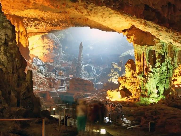 Grottes des merveilles