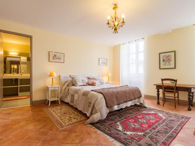 Saint-Roch, chambre-OUEST, Tournecoupe, Gers