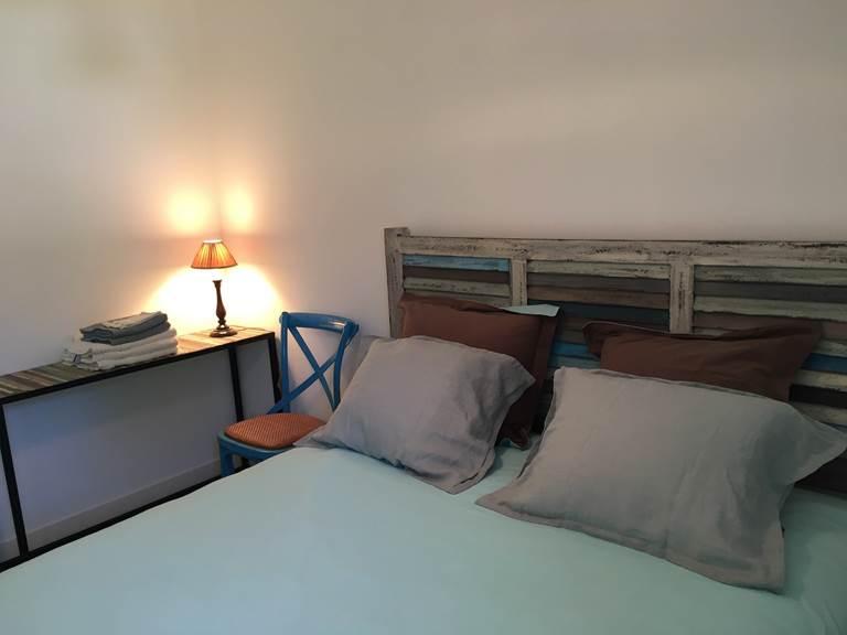 Chambre d'hôtes pour 2 personnes sur l'île d'Oléron