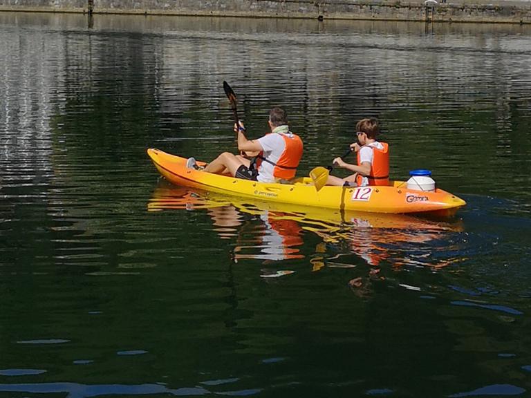 Canoë-Kayak Les Capitaineries de Namur