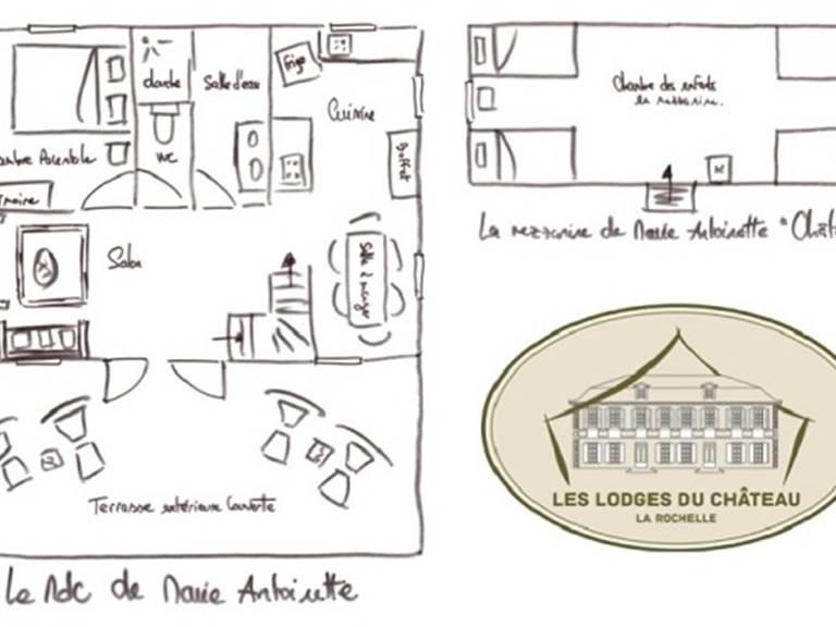 LESLODGESDUCHATEAU-CROQUIS M ANTOINETTE2