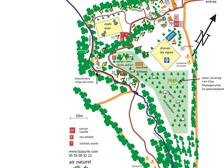 plan  plattegrond