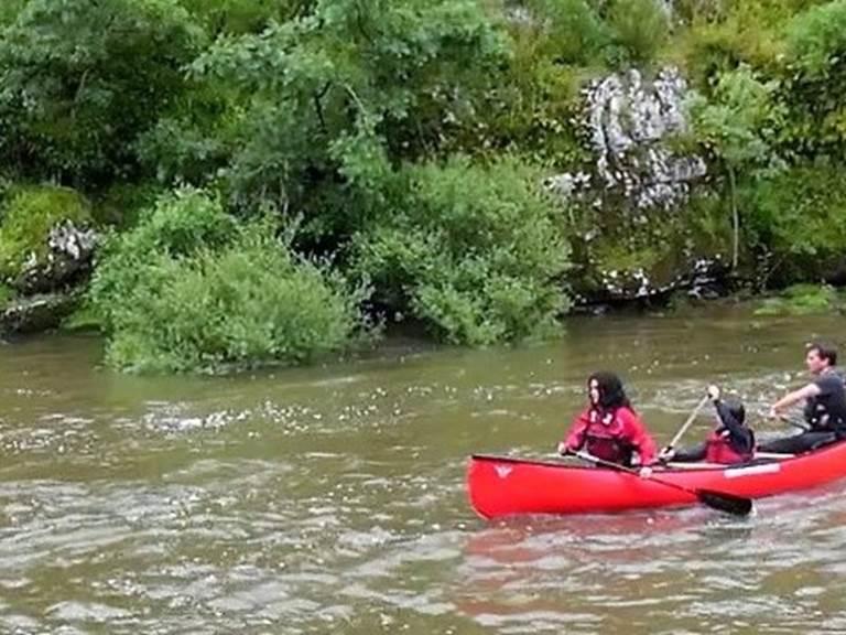 Canoe Gorges Aveyron #tarnetgaronne2