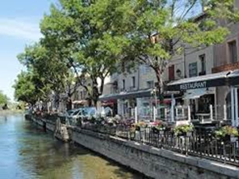L'Isle sur la Sorgue - La venise Provençal