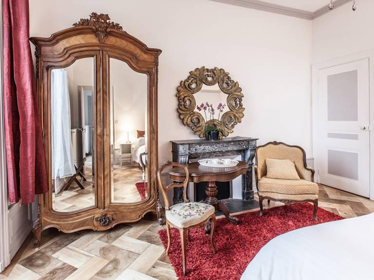 Chambre Ravel Chemine´e