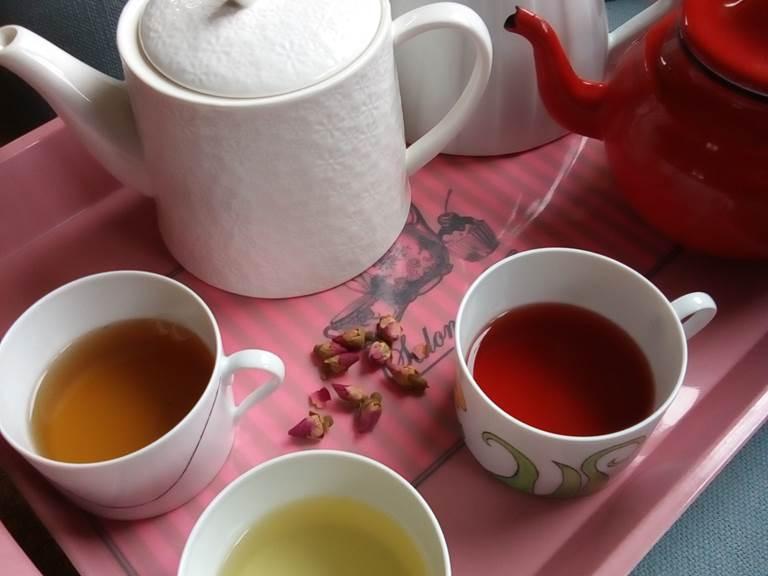 Les thés de l'Ephémère