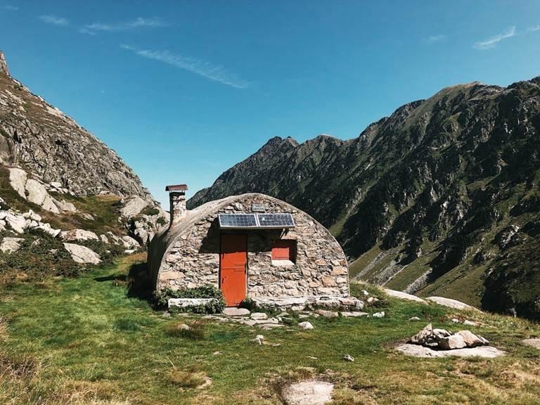 IDÉE RANDONNÉE 4  Val d'Azun Refuge du Balaïtous Ledormeur
