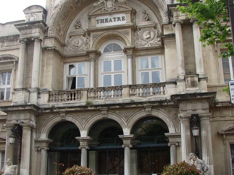 Avignon théâtre