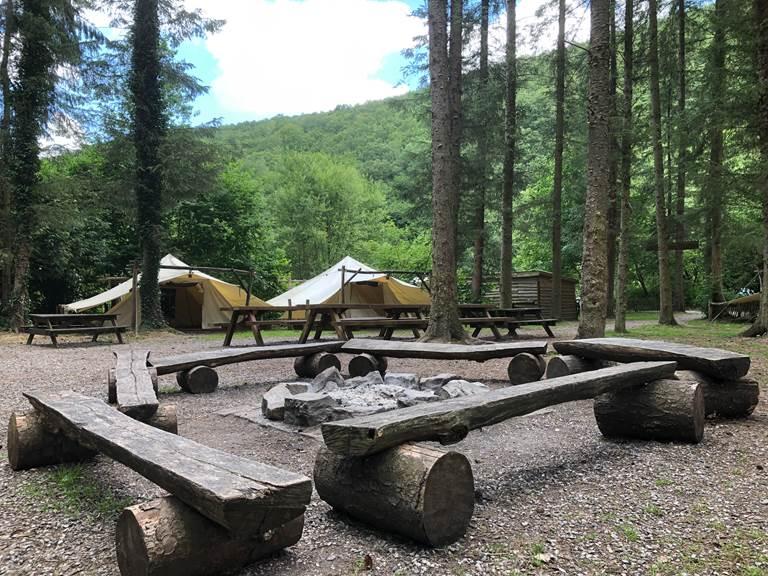 Adventure Camp Bois