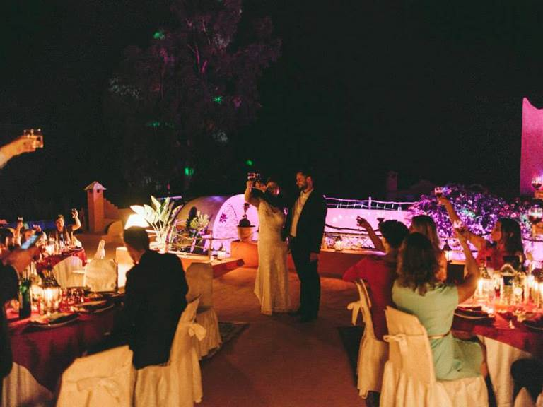 mariage+h%26b+diner+toast