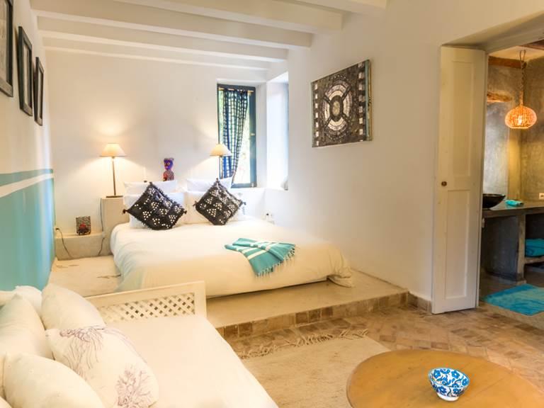 riad Baoussala Essaouira - suite Marabout