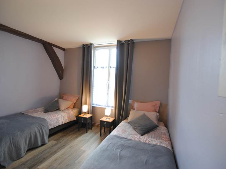 Chambre 4 - Etage