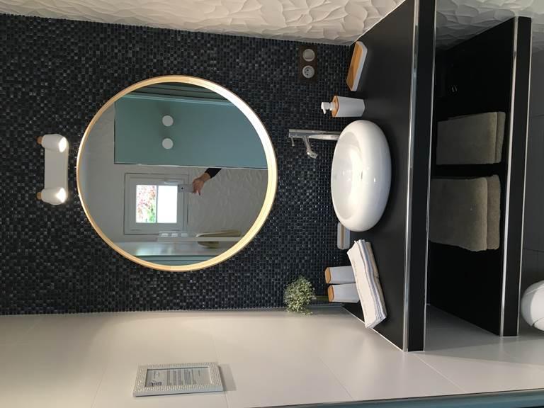 Balancine salle de bain