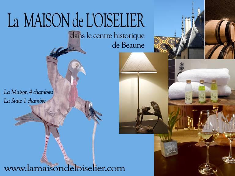 LA MAISON DE L'OISELIER