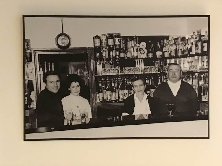 Hôtel Restaurant Elissaldia, Famille Exposito, 1ère et 2ème Générations