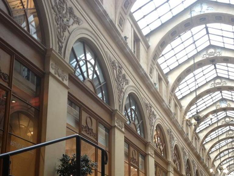 Built in 1826, Galerie Vivienne is probably one of the most elegant passageways that remain in Paris nowadays
